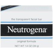 Neutrogena® Neutrogena Facial Cleansing Bar, Original, 1.4 Oz, 48 Count