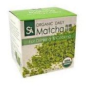 SA Organic Daily Matcha