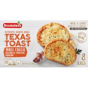 Brookshire's Texas Toast, Authentic Hearth Baked, Three Cheese