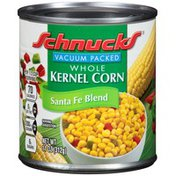 Schnucks Whole Kernel Santa Fe Blend Corn