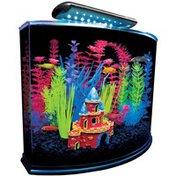 GloFish 5-Gallon Aquarium Kit With Blue LED Light