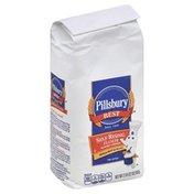 Pillsbury Self Rising Flour, Bleached, Enriched, Bag