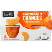 Essential Everyday Mandarin Oranges in 100% Juice