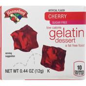 Hannaford Sugar Free Cherry Gelatin
