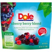 Dole Wildly Nutritious Cherry Berry Blend Fruit