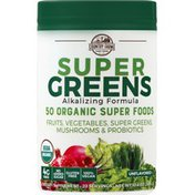 Country Farms 50 Organic Super Foods, Unflavored
