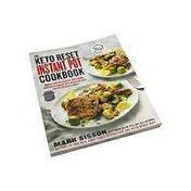 Nutri Books The Keto Reset Instant Pot Cookbook