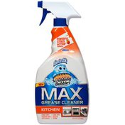 Scrubbing Bubbles Max Kitchen with Fantastik Grease Cleaner