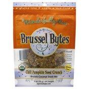 Brussel Bytes Brussels Bytes, Chili Pumpkin Seed Crunch