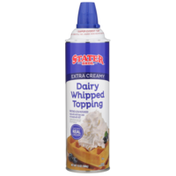 Stater Bros. Markets Extra Creamy Dairy Whipped Topping