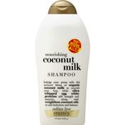 OGX Shampoo, Nourishing Coconut Milk