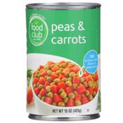 Food Club Peas & Carrots
