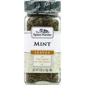 The Spice Hunter Mint, Leaves