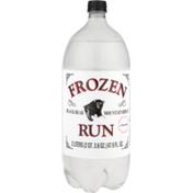 Frozen Run Birch Beer