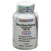 Rainbow Light Busy-Brain Release, Coenzymate B, Mini-Tabs