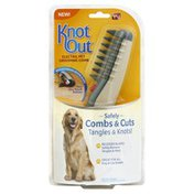 Knot Out Pet Grooming Comb, Electric