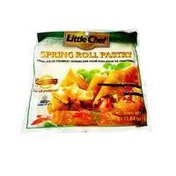Little Chef Spring Roll Pastry Sheets