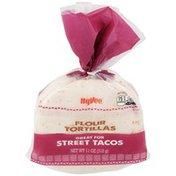 Hy-Vee Street Tacos Flour Tortillas