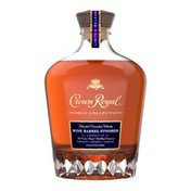 Crown Royal Noble Collection Wine Barrel Finished Blended Canadian Whisky