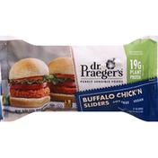 Dr. Praeger's Sliders, Chick'n Buffalo