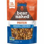 Bear Naked Granola Cereal, Vegetarian, Original Cinnamon