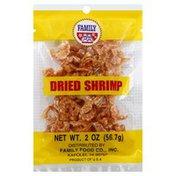 Family Dried Shrimp