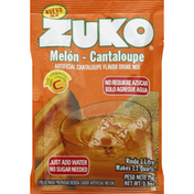 Zuko Drink Mix, Artificial Cantaloupe Flavor