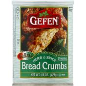 Gefen Bread Crumbs, Herb & Spice, Italian