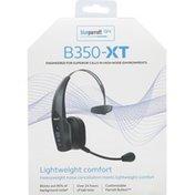 Blueparrott Headset, BX350-XT, Lightweight Comfort
