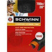Schwinn Comfort/Hybrid Tire, 28 Inches