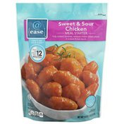 @ Ease Sweet & Sour Chicken Fully Cooked, Boneless, Tempura Chicken Breast Pieces In A Sweet & Sour Sauce Meal Starter