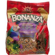 LM Bonanza Gourmet Diet Canary Finch