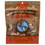Plentiful Planet Mixed Nuts, Deluxe