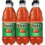 Fuze Strawberry Red Iced Tea