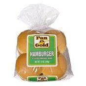 Family Choice Hamburger Buns