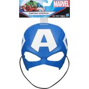 Hasbro Mask, Captain America, Marvel, Age 5+