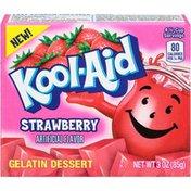 Kool-Aid Strawberry Gelatin