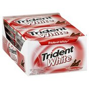 Trident Gum, Sugar Free, Cinnamon Tingle