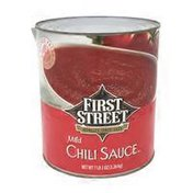 First Street Chili Sauce