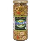 Best Choice Sliced Salad Olives