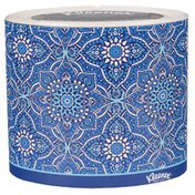 Kleenex EXPRESSIONS Oval Facial Tissue White 72