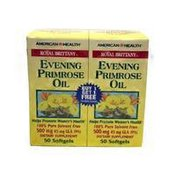 American Health Royal Brittany Evening Primrose Oil Dietary Supplement