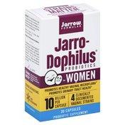 Jarrow Formulas Probiotics, Women, Capsules