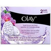OLAY Body Bars, with Massaging Design, Luscious Embrace
