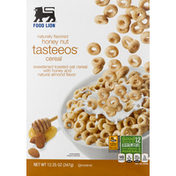 Food Lion Cereal, Tasteeos, Honey Nut