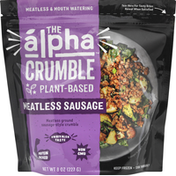 Alpha Foods Sausage-Style Crumble