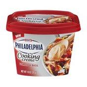 Philadelphia Kraft Philadelphia Cooking Creme Tomato & Basil