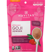 Navitas Organics Goji Powder, Organic