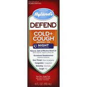 Hyland's Cold + Cough, Night