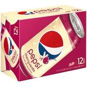 Pepsi Cherry Vanilla Soda